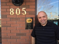 Claudio Foresta has been the owner of the restaurant for 16 years. (Clare Bonnyman/CBC)